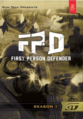 First Person Defender DVD set